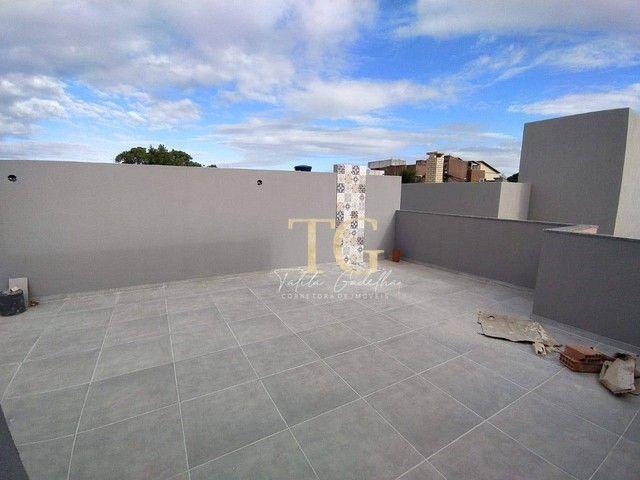 Casas lineares 2 quartos terraço gourmet - Jardim Bela Vista - Rio das Ostras/RJ - Foto 12