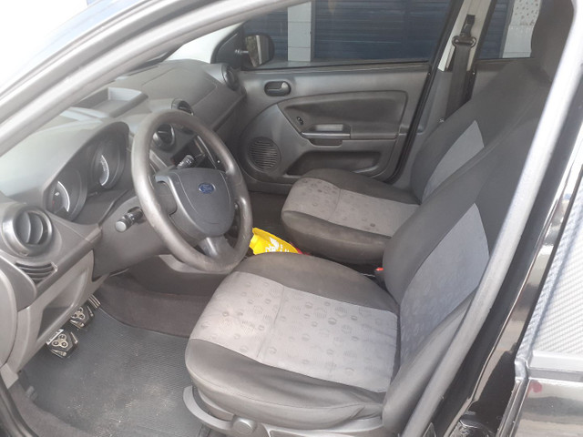 FORD/ Fiesta Hatch 1.6 ANO 2011 cor preta completo - Foto 6
