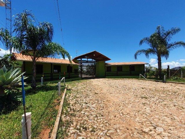 Chácara 20.450m² Riacho nos Fundos em Condomínio Fechado. Serra do Cipó