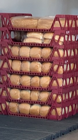 Pães para lanches