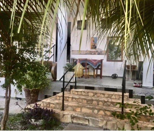 Casa com 6 dormitórios, 650 m² - venda por R$ 850.000,00 ou aluguel por R$ 5.000,00/mês -  - Foto 2