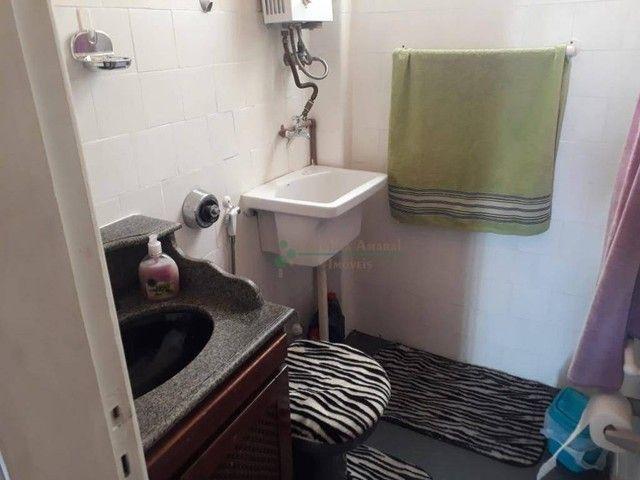 Apartamento com 1 dormitório à venda, 39 m² por R$ 170.000,00 - Alto - Teresópolis/RJ - Foto 9