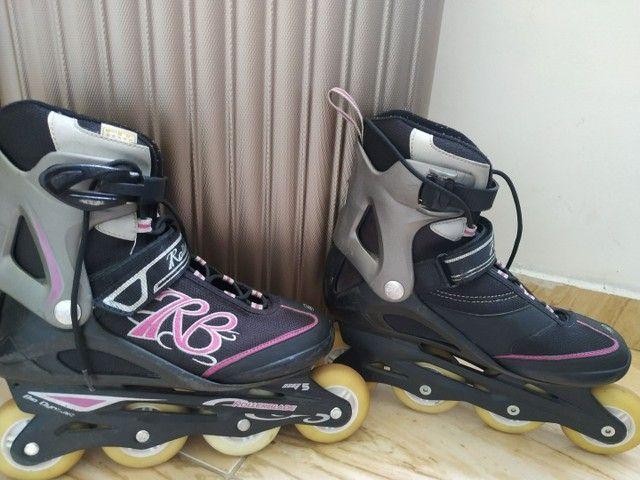 Patins Rollerblade 37  - Foto 3
