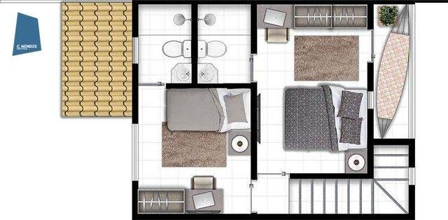 Apartamento Duplex com 3 dormitórios à venda, 66 m² por R$ 249.000,00 - Passaré - Fortalez - Foto 5