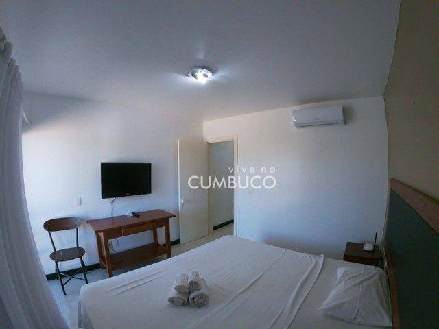 Flat com 1 dormitório, 37 m² - venda por R$ 200.000,00 ou aluguel por R$ 2.200,00/mês - Cu - Foto 7