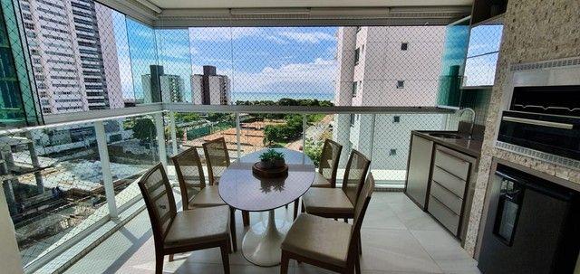 Apartamento à venda em Altiplano ambientado/mobiliado com 3 suítes + DCE - Foto 2
