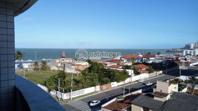 Flat na Praia do Meio a 100 metros da Beira Mar