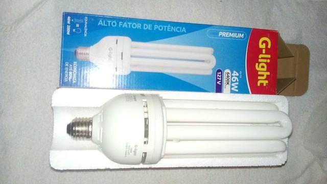 Lampadas de 46w