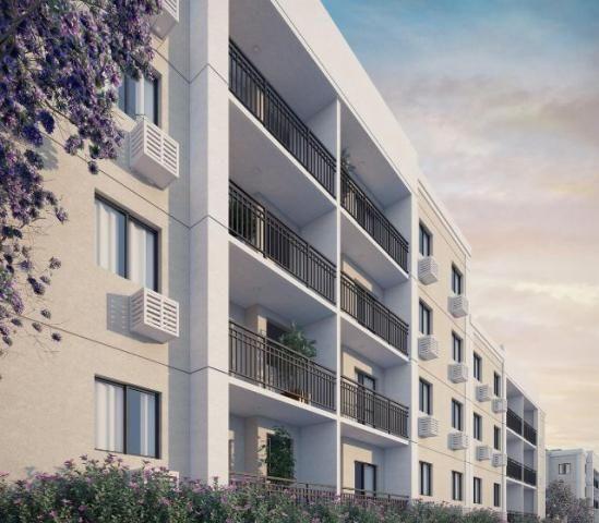 Apartamento com 2 e 3 quartos, suíte, varanda e uma vaga Pronto no Andaraí