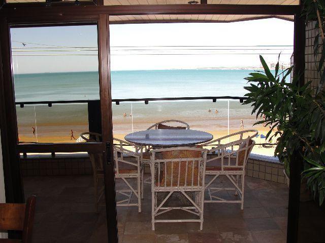 Apartamento beira mar na Praia do Morro