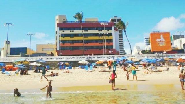 Alugo Apartamento Frente mar em Salvador