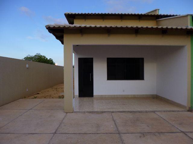Casa No santa Barbara Financia 2 Quartos Sendo 1 Suite
