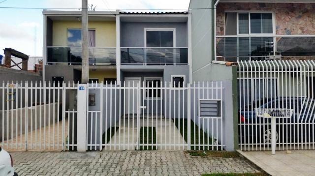 Sobrado residencial à venda, Sítio Cercado, Curitiba.