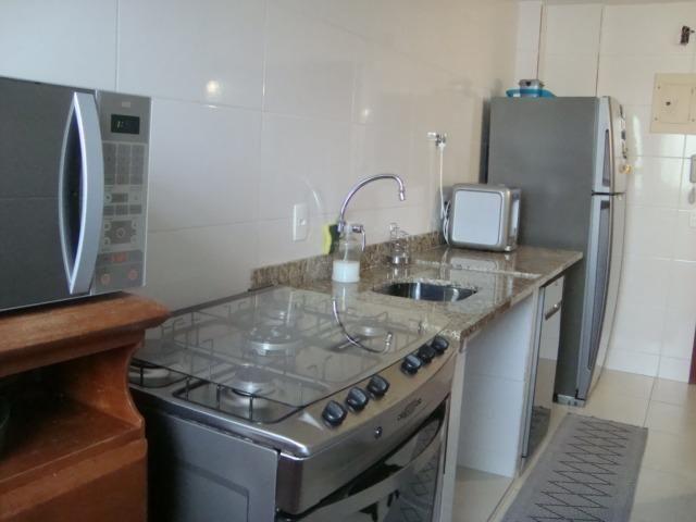 Tijuca Apartamento salão varanda 2 dormitórios dependências reversível garagem - Foto 19