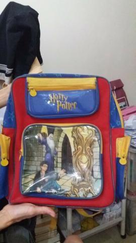 Mochila Harry Potter usada