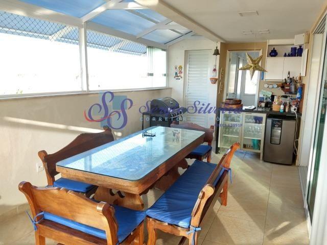 Golf Ville Resort Residence Cobertura à venda mobiliada Porto das Dunas - Foto 3
