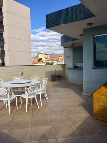 Cobertura à venda com 4 dormitórios em Barreiro, Belo horizonte cod:2728 - Foto 11