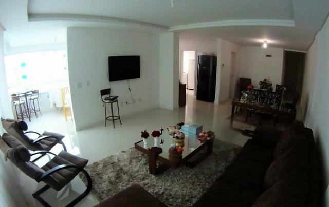 Apartamento 3 suites com ar - Meia Praia - Foto 3