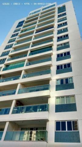 Apartamento para venda, tirol, 4 dormitórios, 3 suítes, 5 banheiros, 3 vagas - Foto 17