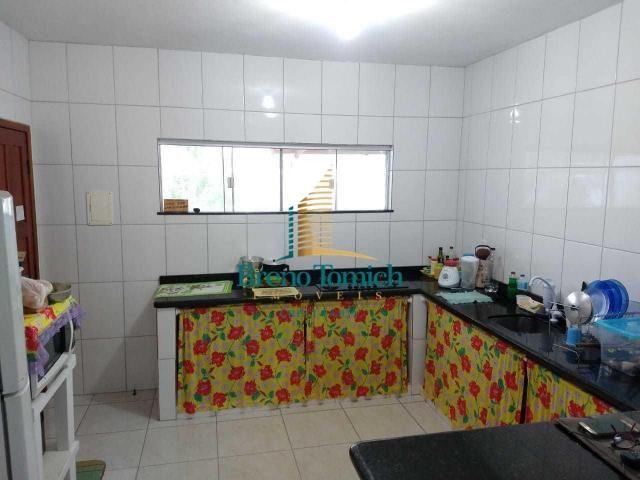 Casa com 2 dormitórios à venda por r$ 280.000 - coroa vermelha - porto seguro/bahia - Foto 5