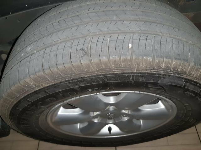 Sw4 2009 2.7 4x2 7 lugares gasolina e gás 63500 - Foto 3