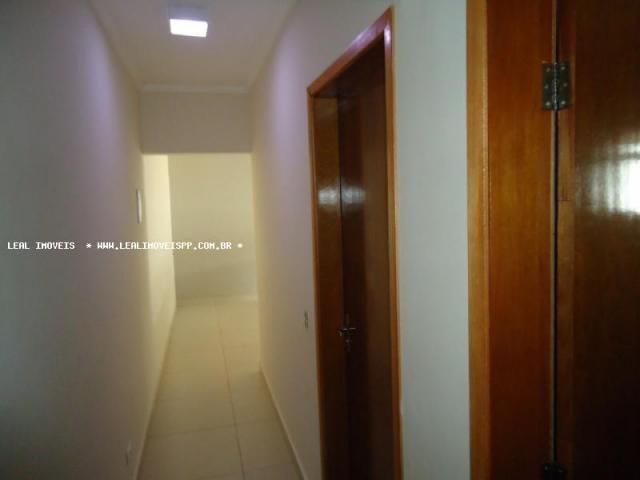 Casa para venda em presidente prudente, maracanã, 2 dormitórios, 1 suíte, 2 banheiros, 4 v - Foto 15