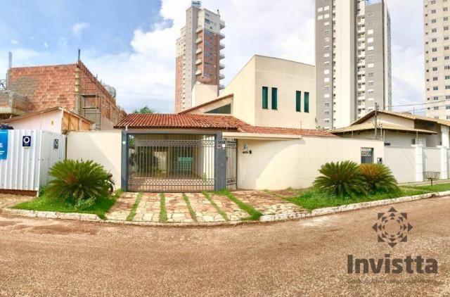 Casa com 5 dormitórios à venda, 311 m² por r$ 550,00 - plano diretor sul - palmas/to