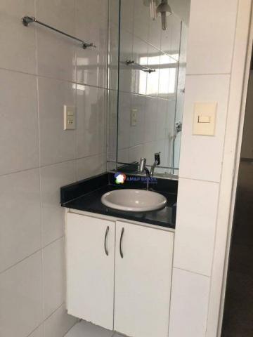 Apartamento com 3 dormitórios à venda, 126 m² por r$ 370.000 - setor bueno - goiânia/go - Foto 17