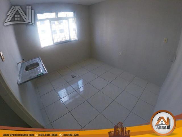 Casa com 4 dormitórios à venda, 132 m² por R$ 380.000,00 - Jacarecanga - Fortaleza/CE - Foto 14