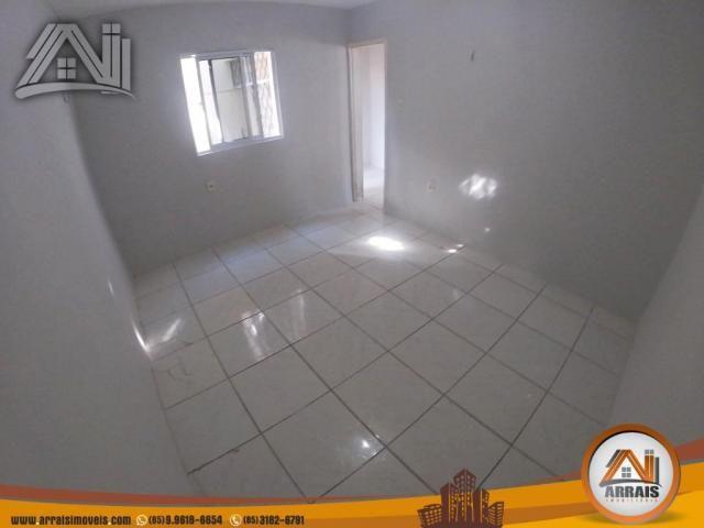 Casa com 4 dormitórios à venda, 132 m² por R$ 380.000,00 - Jacarecanga - Fortaleza/CE - Foto 15