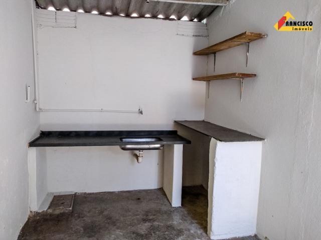 Casa residencial para aluguel, 2 quartos, 3 vagas, esplanada - divinópolis/mg - Foto 3