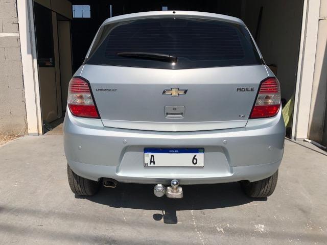 GM- Chevrolet Agile 2012 Completo - Foto 4