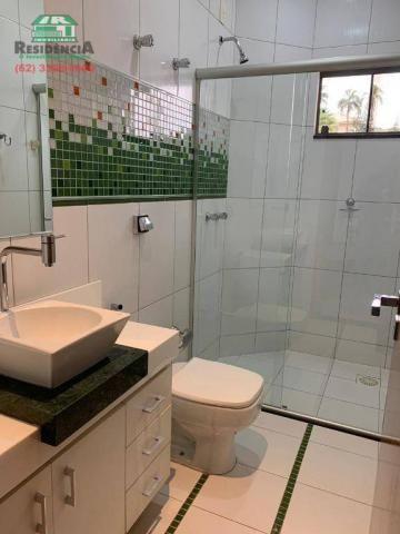 Sobrado com 4 dormitórios para alugar, 350 m² por R$ 6.000,00/mês - Residencial Sun Flower - Foto 15