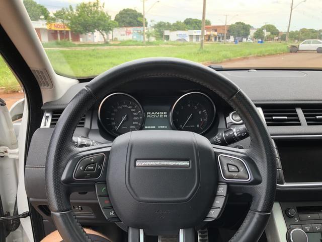 Range Rover Evoque Dynamic coupé 2012 sem detalhes! - Foto 11