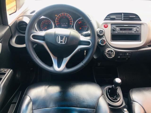 Honda Fit LXL 1.4 Flex Mec - 2011/2012 - Foto 10