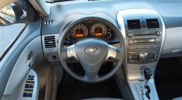 Olha a Oferta Toyota Corolla 1.8 Xei 16V Flex automatico 2009 - Foto 8