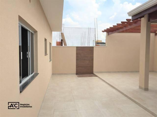 Casa residencial à venda, condomínio jardim de mônaco, hortolândia. - Foto 14
