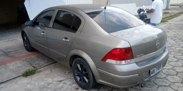 Vectra Sedan cor cinza - Foto 2