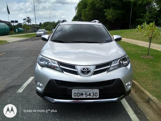 Vendo Toyota RAV4 4x4 conservadíssima!!! - Foto 9