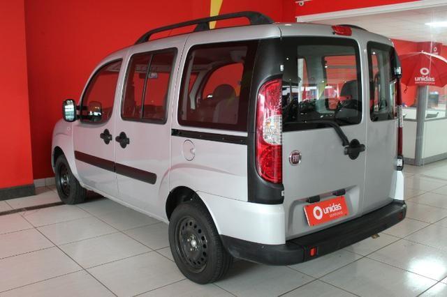 Fiat Doblo 1.8 Essemce 7 lugares - Foto 4