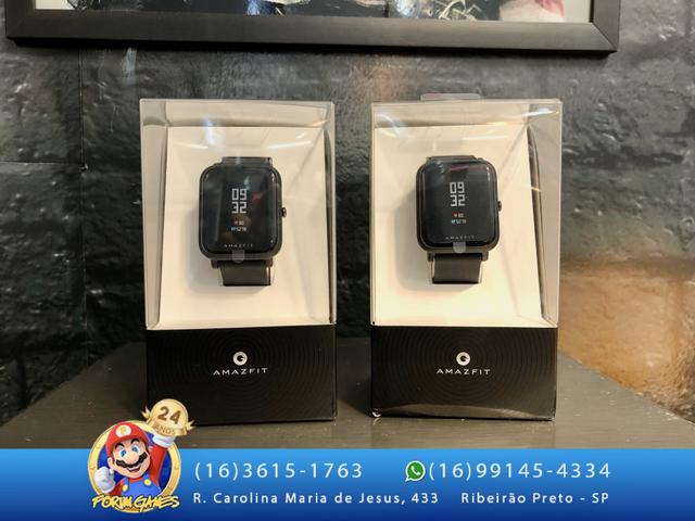 Relogio Xiaomi Amazfit Bip Smartwatch, Android a Pronta Entrega