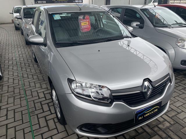 Renault Logan 2017 1.6 Novissimo!