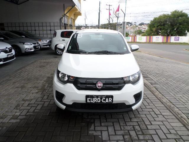 Fiat Mobi Like 1.0 Flex 2018 Completo (up ka 208 sandero gol uno ) - Foto 2