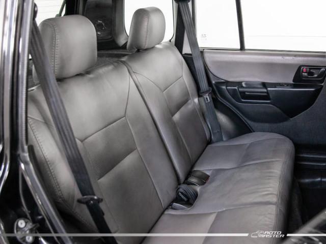 Mitsubishi Pajero TR4 2.0/ 2.0 Flex 16V 4x4 Aut. - Preto - 2008 - Foto 13