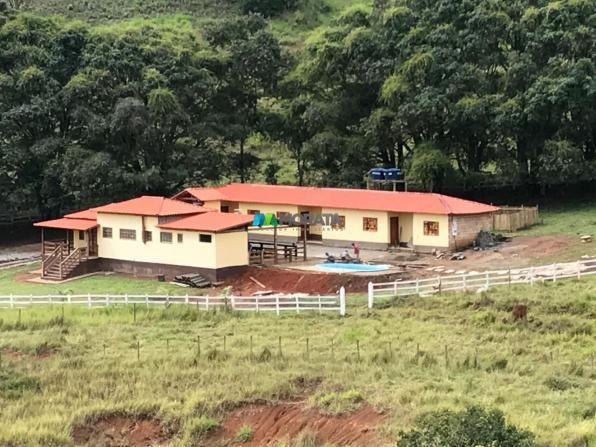 Fazenda à venda - 40 hectares - região santana dos montes (mg)