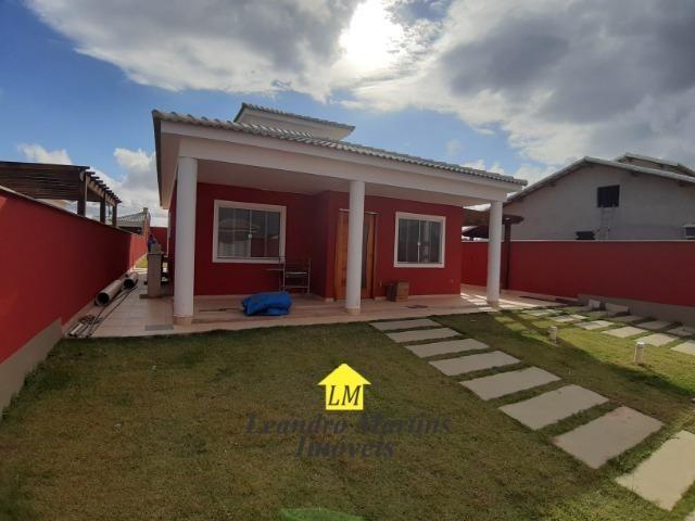 Linda e ótima casa primeira locação em itaipuaçu. 3 minutos da praia de carro - Foto 2