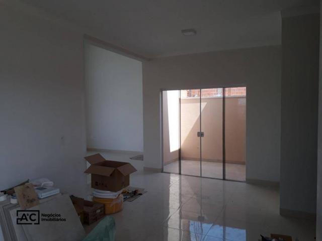 Casa residencial à venda, condomínio jardim de mônaco, hortolândia. - Foto 3