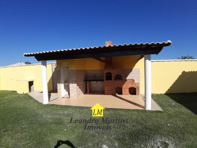 Ótima casa de 3 quartos com terreno de 480 mts em itaipuaçu !! Prox a rua 66 - Foto 9
