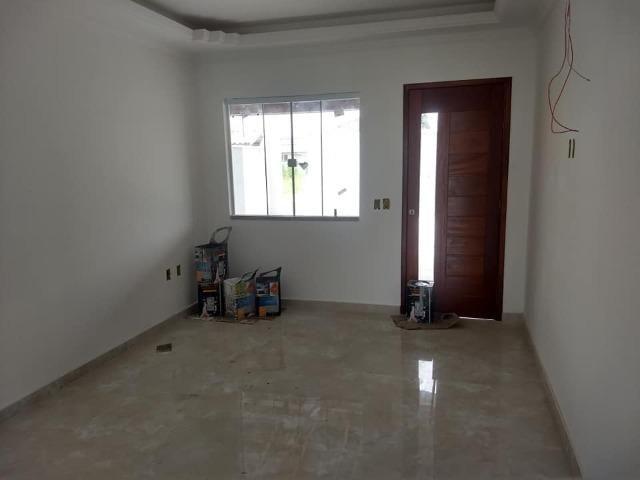 Linda casa 3 quartos com terreno de 480M2 em Itaipuaçu!!! - Foto 9