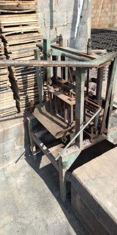 Oportunidade! máquina de blocos - Foto 2
